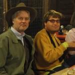Robin and Jonathan