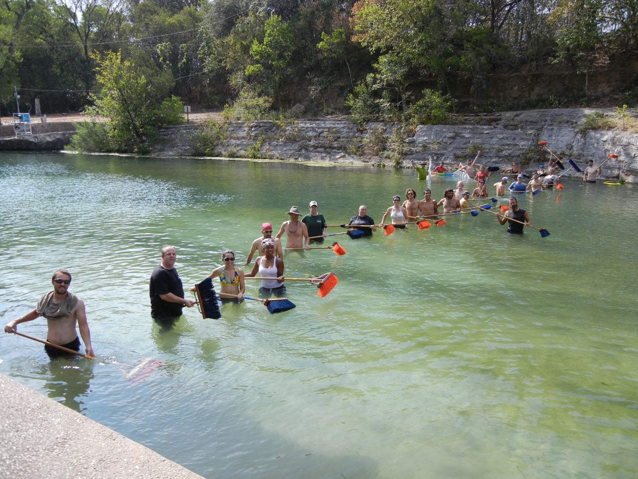 Friends Of Barton Springs Pool Blog Archive Private Pool Party At Barton Springs And You