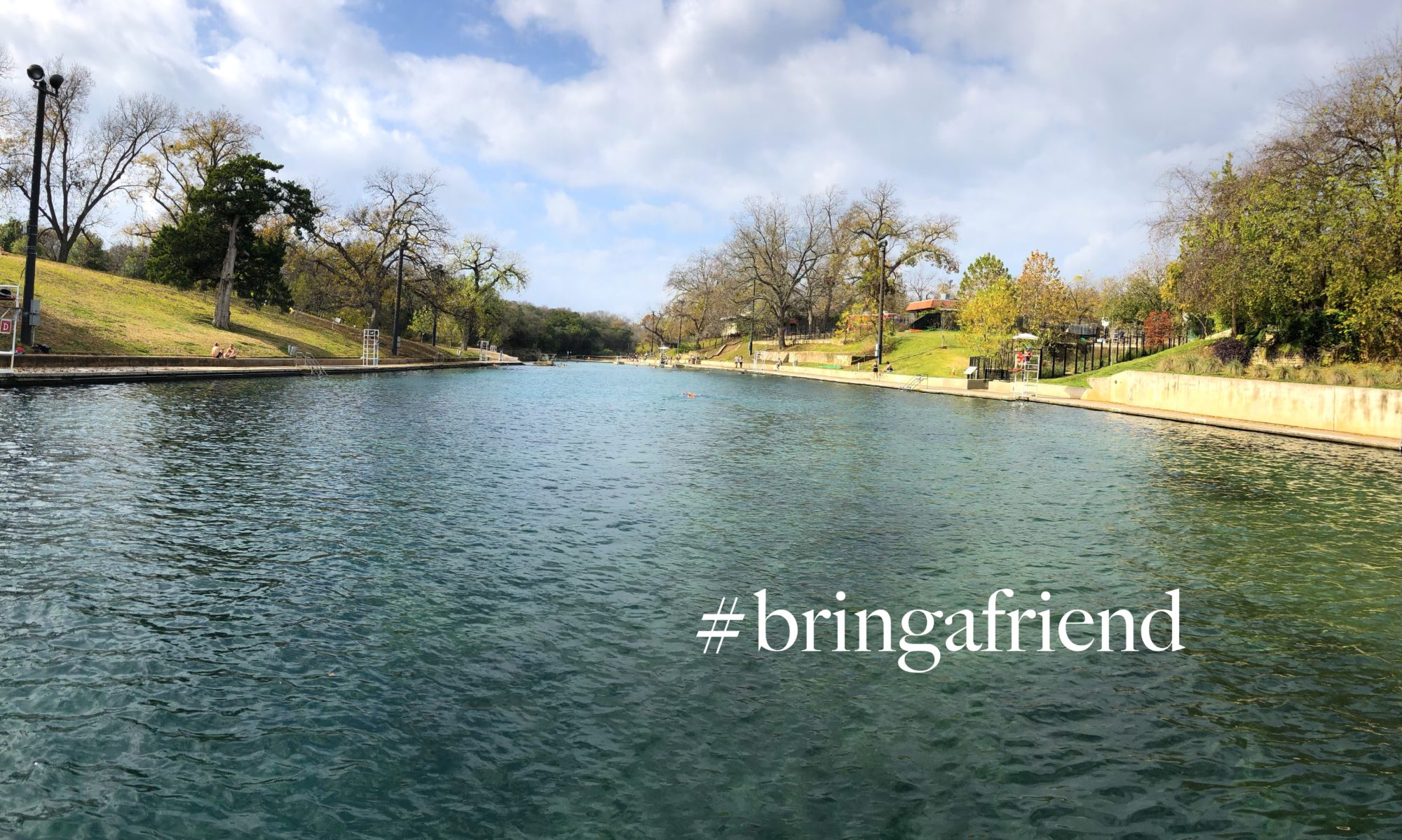 Friends Of Barton Springs Pool